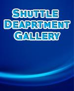 Shuttle Deaprtment Gallery